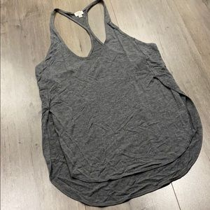 Wilfred - XXS grey tank
